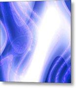 Moveonart Extraterrestrial Movement 1 Metal Print