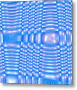 Moveonart Future Texture 3 Metal Print