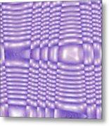 Moveonart Future Texture 5 Metal Print
