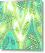 Moveonart Have A Heart Art 4 Metal Print