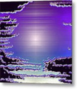 Moveonart Mood 11 Metal Print