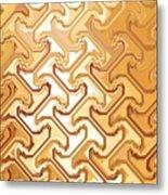 Moveonart New Patterns 1 Metal Print