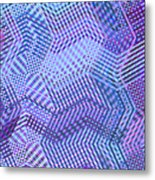 Moveonart New Patterns 2 Metal Print