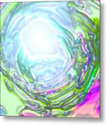 Moveonart New Possiblity Metal Print