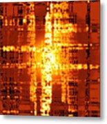 Moveonart Nuclear Catastrophe 1 Metal Print