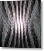 Moveonart Omnivibes Metal Print