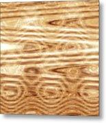 Moveonart Refining Purifying Gold Metal Print
