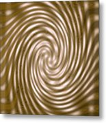 Moveonart Renewal Light 1 Metal Print