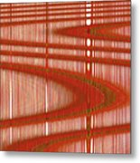 Moveonart Seneca Cayuga Dream 1 Metal Print