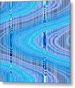 Moveonart Spirit Moves With Music 4 Metal Print
