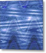 Moveonart The Cooling 2 Metal Print