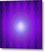 Moveonart The Dream The Reality Within Metal Print