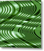 Moveonart The Wave Of The Future Is Here 2 Metal Print