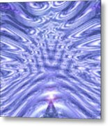 Moveonart United Cosmic Thought 1 Metal Print
