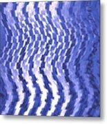 Moveonart Urban Waves 2 Metal Print