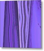 Moveonart Violet Moment 1 Metal Print