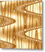 Moveonart Waves Of Enlightenment 2 Metal Print