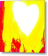 Moveonart You Are Loved 3 Metal Print