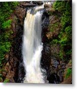 Moxie Falls Metal Print