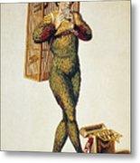 Mozart: Magic Flute, 1791 Metal Print
