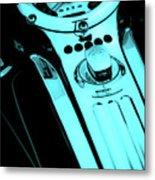 Mph Blue 5485 G_5 Metal Print