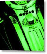 Mph Green 5485 G_4 Metal Print