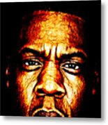 Mr Carter Metal Print