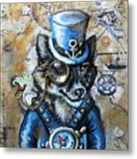 Mr. Sea Wolf Metal Print