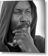 Mr Willie Brown Metal Print