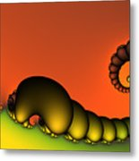 Mrs. And Mr. Centipede Metal Print