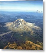 Mt. Adams In Washington State Metal Print