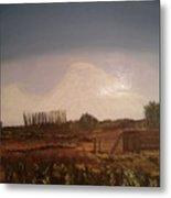Mt. Ararat Metal Print