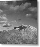 Mt. Chilly Metal Print