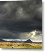 Mt Keilir, Iceland Metal Print