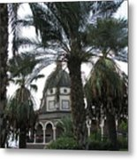 Mt Of Beatitudes Metal Print