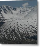 Mt. Saint Helens Metal Print