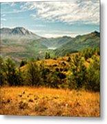 Mt St Helens I Metal Print by Brian Harig