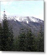 Mt. St. Helens Metal Print