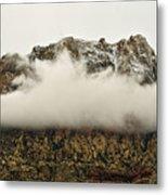 Mt. Wilson Metal Print