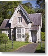 Muckross Cottage Killarney Ireland Metal Print