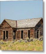 Muddy Creek House Metal Print