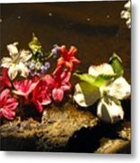 Muddy Flowers  Metal Print