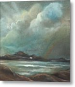 Mull From Iona Metal Print