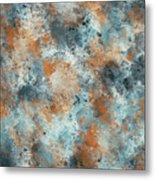 Multicolor Texture 001 Metal Print