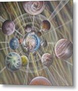 Multiverse 582 Metal Print