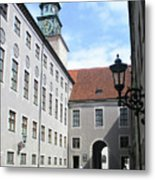 Munich Detail 8 Metal Print