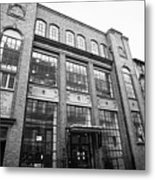 municipal school for jewellers and silversmiths Birmingham UK Metal Print