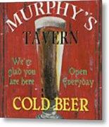Murphy's Tavern Metal Print