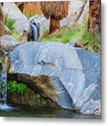 Murray Canyon Falls Metal Print