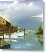 Murrells Inlet  South Carolina Metal Print